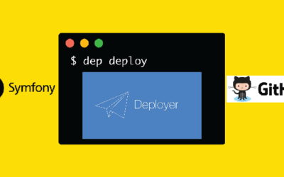 Using Deployer for deployment management with generating new tags in github.com